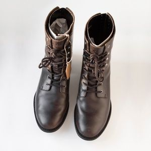Woolrich Western Territory Combat Boots
